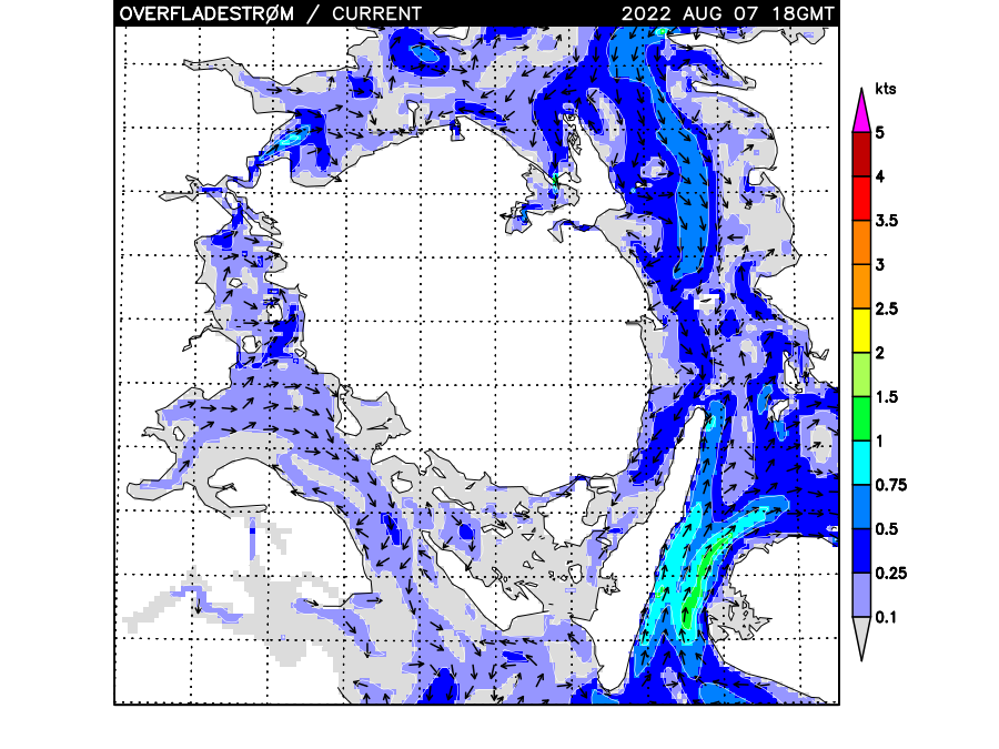 [DMI metocean model graphics]